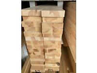 New dressed timber 3x1x10 ft