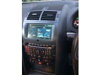 Peugeot 407 silver.07 plate ....built in satnav, CD player .... electric seats