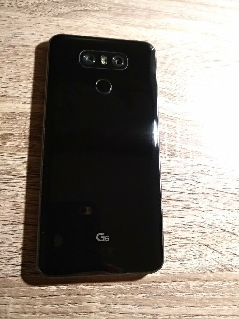 LG G6 excellent condition