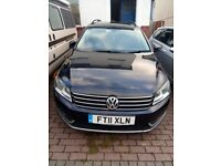 VW Passat Estate 2.0 Bluemotion SE TDI Automatic 2011