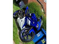 Yamaha YZF R125 2013 Swaps Only