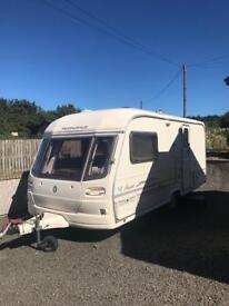 2002 Avondale avocet coach build top of the range caravan 2/ berth, great condition