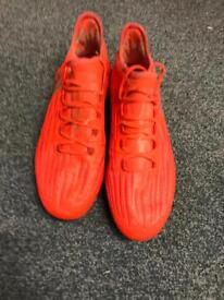 Adidas 16.1 size 9 FG football boots.