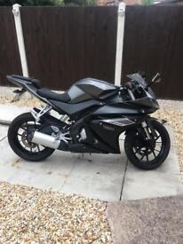 Yamaha Yzf-R125 one owner