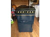 Gas Cooker, 4xHob, with separate grill and oven