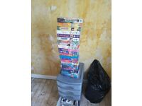 Assorted Disney VHS Tapes. Free to collect or local delivery.