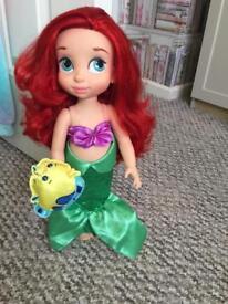 Disney doll baby Ariel