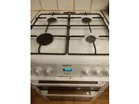 Beko Freestanding Gas Cooker + Double oven