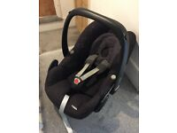 Maxi Cosi Pebble car seat (not isofix)