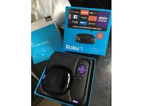 Roku 1 streaming device