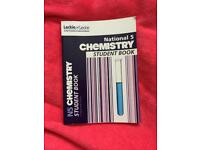National 5 and higher science student books