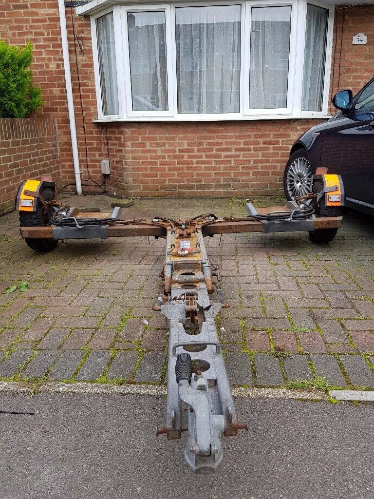 FOR SALE IS MY CAR TOWING DOLLY.