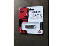 Brand new 16gb kingston usb stick