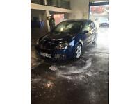 VW GOLF DSG BIG SPEC