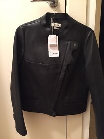 Womens Zadig & Voltaire leather jacket !!Bargain!!