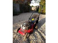 Mountfield petrol 4-stroke more with Honda engine. Self propelled.