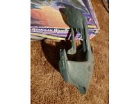 Vintage 1993 Playmates Star Trek The Next Generation Romulan Warbird with Box