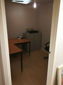 Office space and/or desk share near Petworth, free parking, kitchen, broadband, rural location.