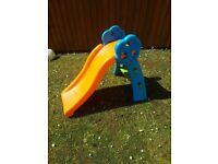 £10 kids slide.