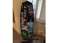 Liquid Force Wakeboard and Bindings