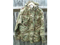 BRITISH ARMY PCS MTP WINDPROOF SMOCK 180/104 LOVELY CONDITION LITTLE USE