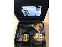 Dewalt Li-ion 18v Xr Combi Drill With 4.0AH Battery. Brand New
