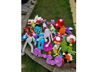 Dog toys bundle