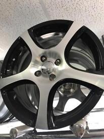 "Mini corsa 17 "" inch allloy Wheels"