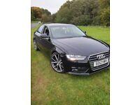 2012 Audi A4 2.0 TDI TECHNIK, FULL LEATHER, SAT-NAV, PARK SENSORS