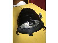 Stage lights - D.T.S P56 Short ECO MAX 500W 230V