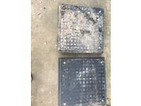 Inspection chamber lids manhole covers