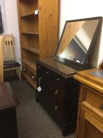 Stag Minstrel 3 over 2 chest of drawers * free furniture delivery*