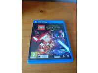 Lego Star Wars The Force Awakens - PS Vita