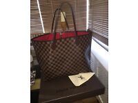 IMMACULATE LOUIS VUITTON NEVERFULL GM