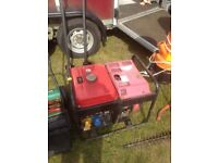 4/4.5 KVA Diesel generator electric start or recoil pull. Kipor or Haverhill type. Fully working.