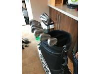 Titliest 990 forged irons