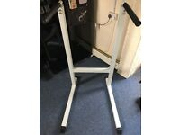 Used Max Fitness Dip/Dipping Station
