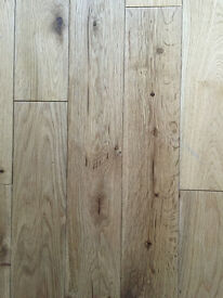 Engineered oak flooring 18mmx90mm