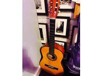 3/4 guitar