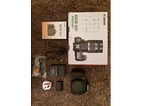 Canon 60D DSLR Camera with Sigma 17-50mm F2.8 EX DC OS HSM Lens and bag (Also for Sale Seperately)