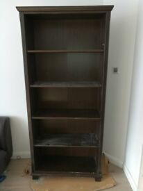 Free bookcase, collection only