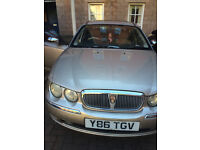 Gold Coloured Rover Automatic For Sale immaculate condition