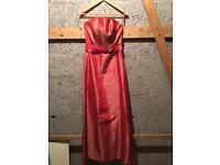 Bridesmaid dress size 10 - Sacha James