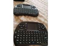 2 gaming keyboards