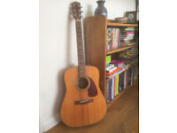 Fender DG20S solid top acoustic guitar w. gig bag PRICE NOW REDUCED BY £50