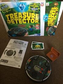 Treasure detector game new