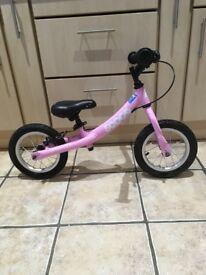 Pink Ridgeback scoot balance bike