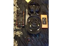 Astro A40 Audio System - Complete with MixAmp Cables and Carry Case
