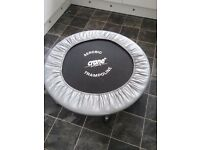 REDUCED Aerobic exercise trampoline