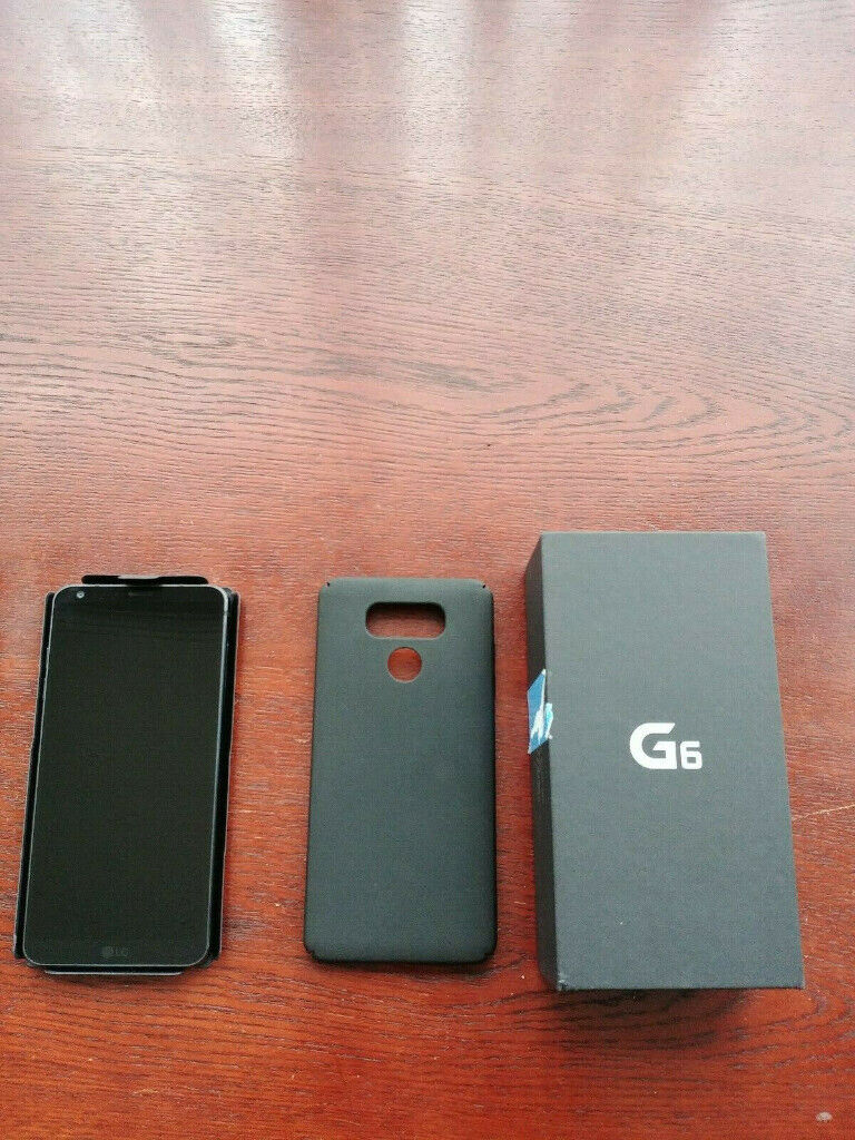 uk availability 352d8 36889 LG G6 32GB Unlocked Astro Black Phone boxed like new with case | in  Bradford, West Yorkshire | Gumtree